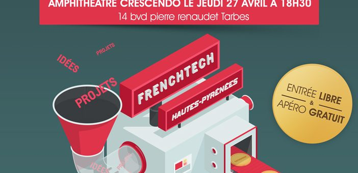 La French Tech et JCE : SMART APERO le 27/04/17